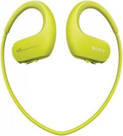 Музыкальный проигрыватель Sony Walkman NW-WS413 Green, 4 ГБ