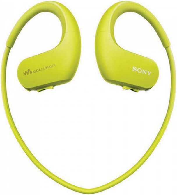 Mūzikas atskaņotājs Sony Walkman NW-WS413 Green, 4 GB