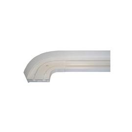 Направляющая Domoletti Curtain Rod 2 Rails 160cm White