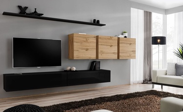 Комплект мебели для гостиной ASM Switch VII, черный