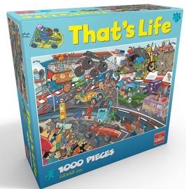 Пазл Goliath Thats Life Puzzle Car Race 1000pcs 71425.106