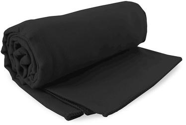 Полотенце DecoKing Ekea 15688 Black, 100x200 см, 1 шт.