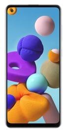Mobilais telefons Samsung Galaxy A21s SM-A217 White, 32 GB
