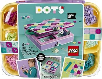 Конструктор LEGO®DOTS Шкатулка для драгоценностей 41915