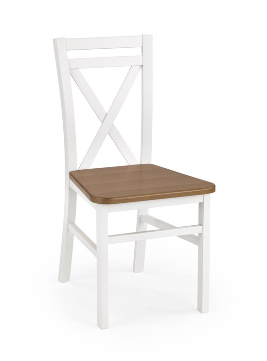 Ēdamistabas krēsls Halmar Dariusz 2, balta