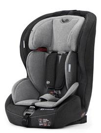 Mašīnas sēdeklis KinderKraft Safety-Fix Black/Grey, 9 - 36 kg