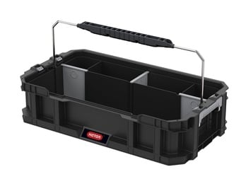 Keter Connect Caddy Tool Box Black