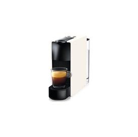 Kapsulas kafijas automāts Nespresso Essenza Mini, balta/melna