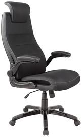 Biroja krēsls Evelekt Pistoia 27795 Black
