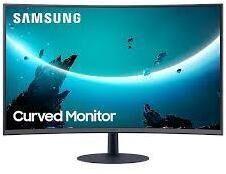 "Monitors Samsung C27T550FDR, 27"", 4 ms"