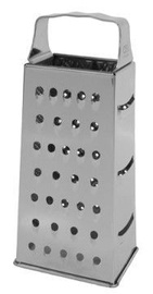 Asi Collection Four-Sided Grater Stainless Steel