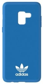 Adidas OR Moulded Back Case For Samsung Galaxy A8 A530 Blue