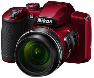 Экшн камера Nikon Coolpix B600 Red