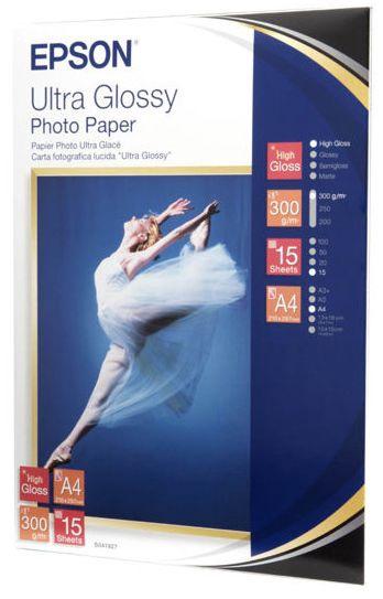Фотобумага Epson C13S041944 13x18 Glossy 50