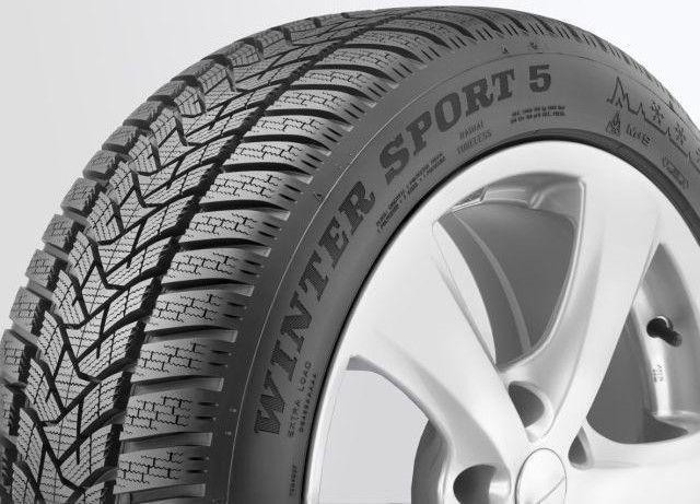 Riepa a/m Dunlop SP Winter Sport 5 225 40 R18 92V XL