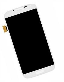 Запасные части для мобильных телефонов Samsung Galaxy S4 White LCD Screen