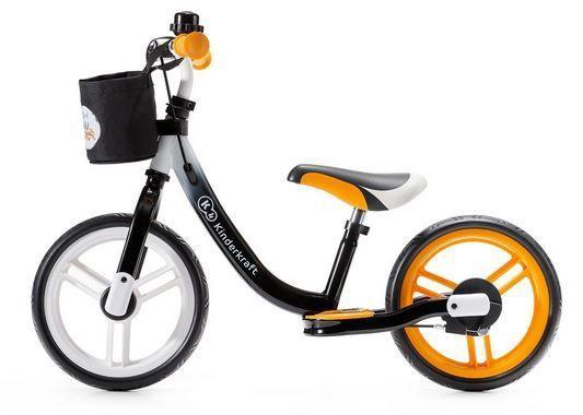Kinderkraft Space Running Bike Orange