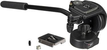 Fotoaparāta statīva galviņa Manfrotto 128RC Micro Fluid Video Head Black