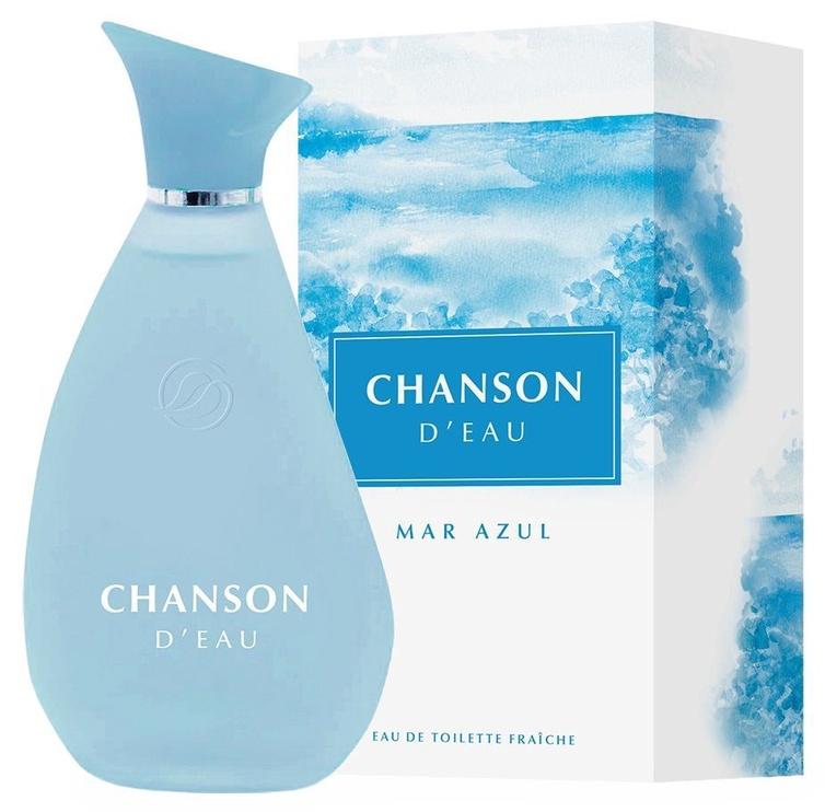 Туалетная вода Coty Chanson d´Eau Mar Azul, 100 ml EDT