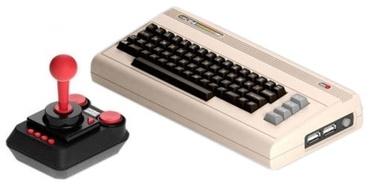Spēļu konsole The C64 The C64 Mini
