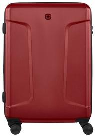 Чемодан Wenger Legacy, красный, 66 л, 260x660x260 мм