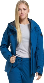 Audimas Womens Ski Jacket Blue L