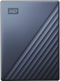 Western Digital My Passport Ultra USB-C 4TB Blue