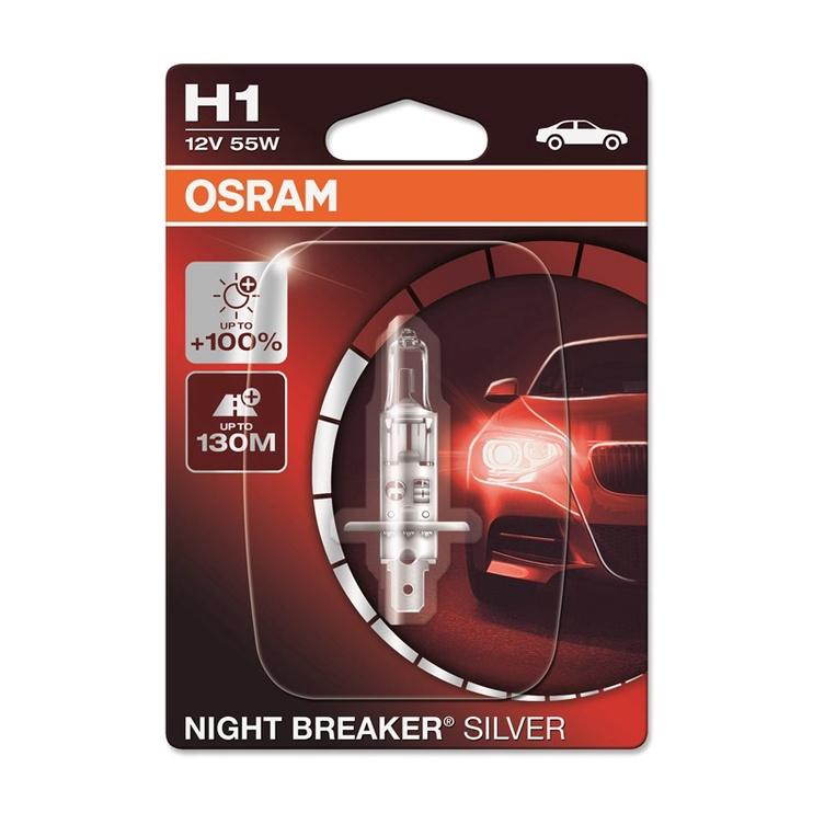 AUTO LAMPA64150NBS-01B 55W 12V H1 BLI1 (OSRAM)