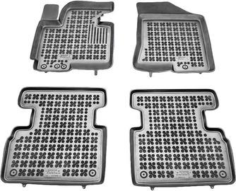 Gumijas automašīnas paklājs REZAW-PLAST Kia Sportage III 2010-2016, 4 gab.