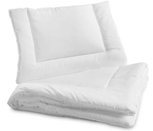 Пуховое одеяло Sensillo, 135 см x 100 см, белый