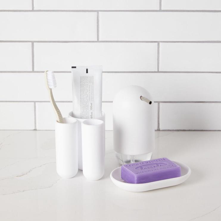 Дозатор для жидкого мыла Umbra Touch White