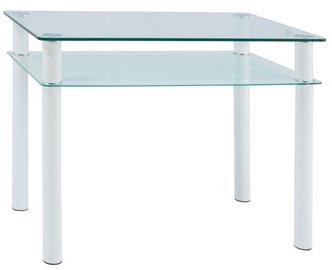 Обеденный стол Signal Meble SONO White, 800x600x750 мм