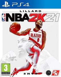 PlayStation 4 (PS4) spēle NBA 2K21 PS4