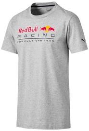 Puma Red Bull Racing Logo T-Shirt 595370-02 Grey S