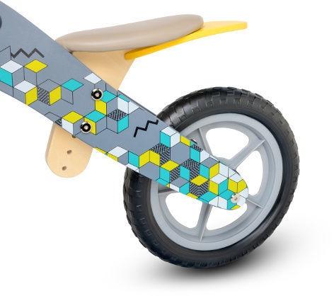 Lionelo Casper Balance Bike Gray