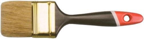 Kana Flat Paintbrush with Plastic Handle 70% 70mm