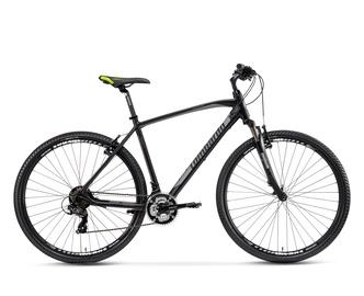 """Велосипед Lombardo Amantea 100 Man, черный/красный/серый, 20"""", 20″"""