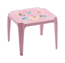 SN Childrens Table Princess Pink