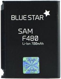 BlueStar Battery For Samsung F480/F488 Li-Ion 700mAh Analog