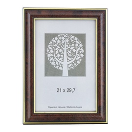 SN Photo Frame 21x29.7cm Brown Gold