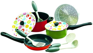 PlayGo Metal Plate Cookware Set 6955