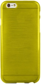 Forcell Jelly Brush Pearl Back Case For Apple iPhone 7 Green