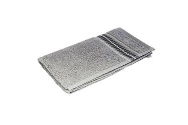 Полотенце Domoletti Plane, серый, 70x140 см