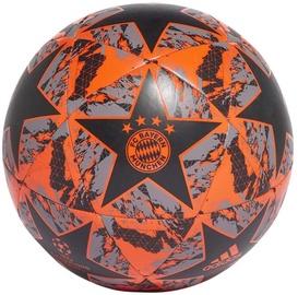 Adidas UCL Finale 19 FC Bayern Capitano Ball DY2543 Black/Orange Size 4