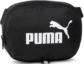 Puma Phase Reflective Tec Waist Bag 076908 01 Black