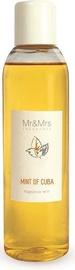 Mr & Mrs Fragrance Blanc Liquid Diffuser Refill 200ml  Mint Of Cuba
