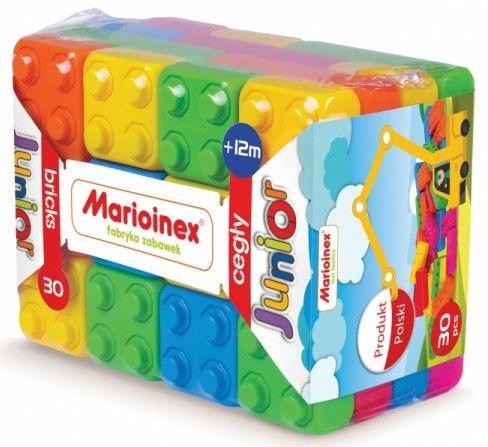 Конструктор Marioinex Junior 901700, 60 шт.