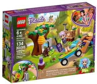 Konstruktors Lego Friends Mia's Forest Adventure 41363