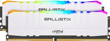 Crucial Ballistix RGB White 16GB 3600MHz CL16 DDR4 KIT OF 2 BL2K8G36C16U4WL