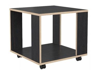 Kafijas galdiņš Skyland CT 550 Dark, 500x500x450 mm